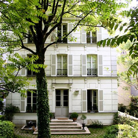 Hôtel Particulier - Montmartre – Paris 18