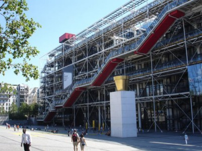 Centre Pompidou – Paris 4
