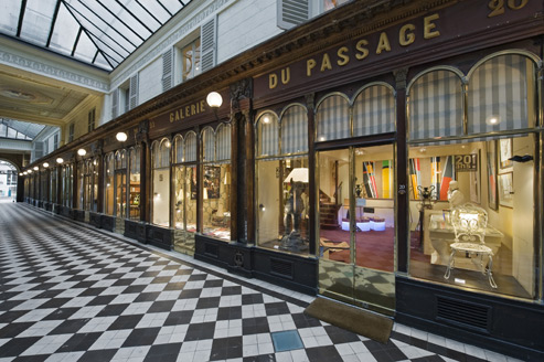 Galerie du Passage – Pierre Passebon – Paris 1