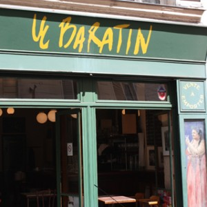 Le Baratin - Paris 20