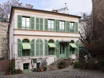 Musée de la vie romantique - Paris 9