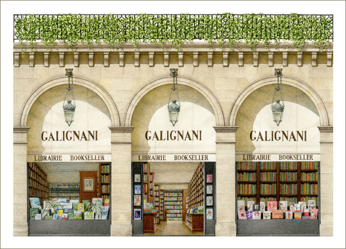 Galignani - Bookshop