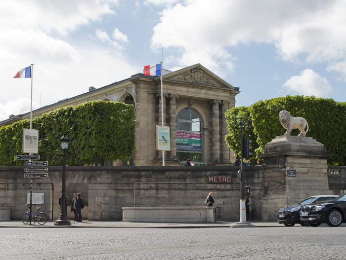 Jeu de Paume - Paris 8