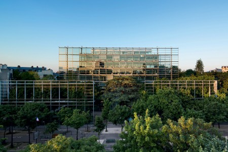 Fondation Cartier pour l'art contemporain - Paris 14
