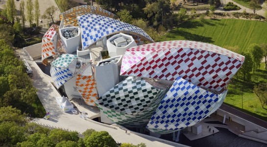 Fondation Louis Vuitton - Paris 16