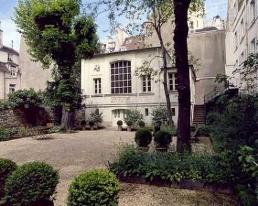 Musée Eugène Delacroix - Paris 6
