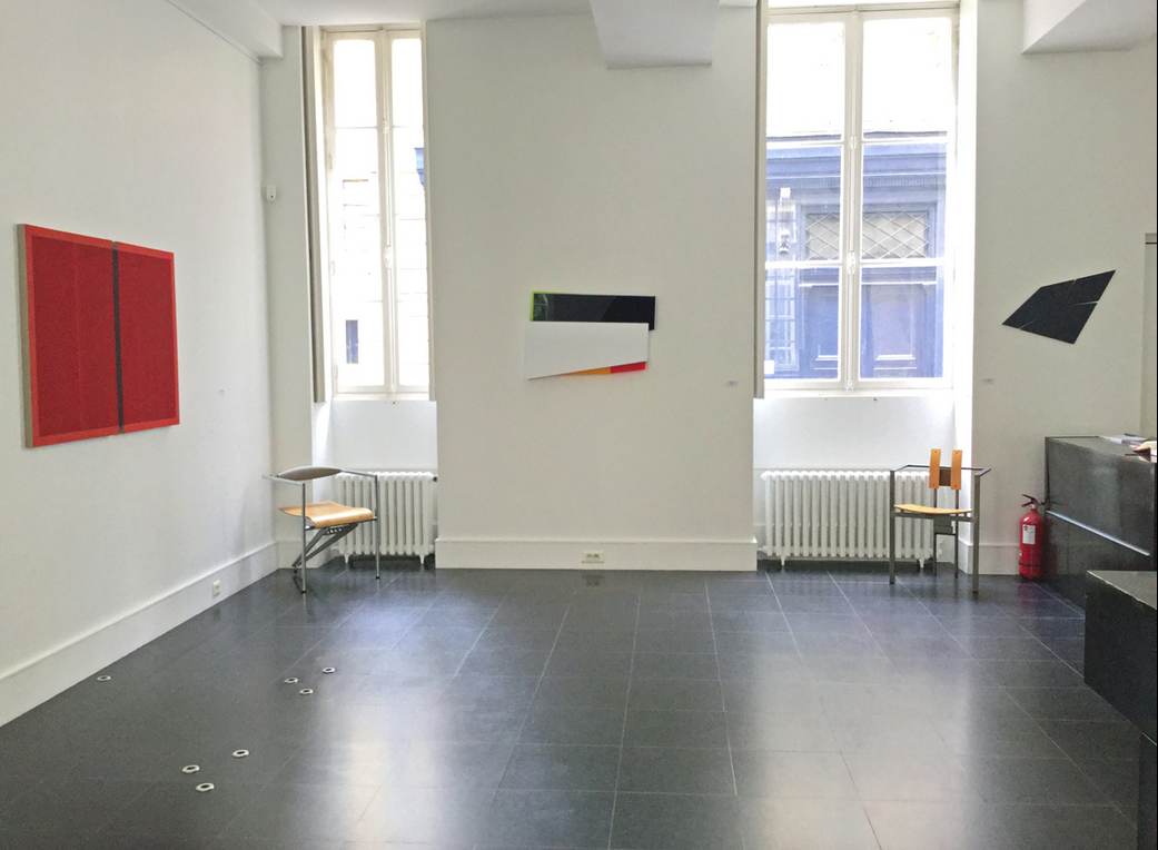 THE SPACE IN BETWEEN  - GALERIE LAHUMIERE