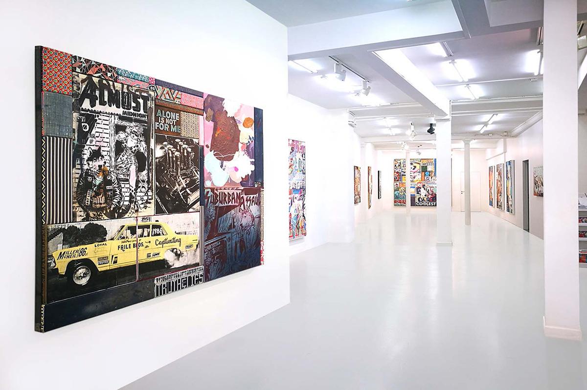 Galerie Magda Danysz - Paris 11